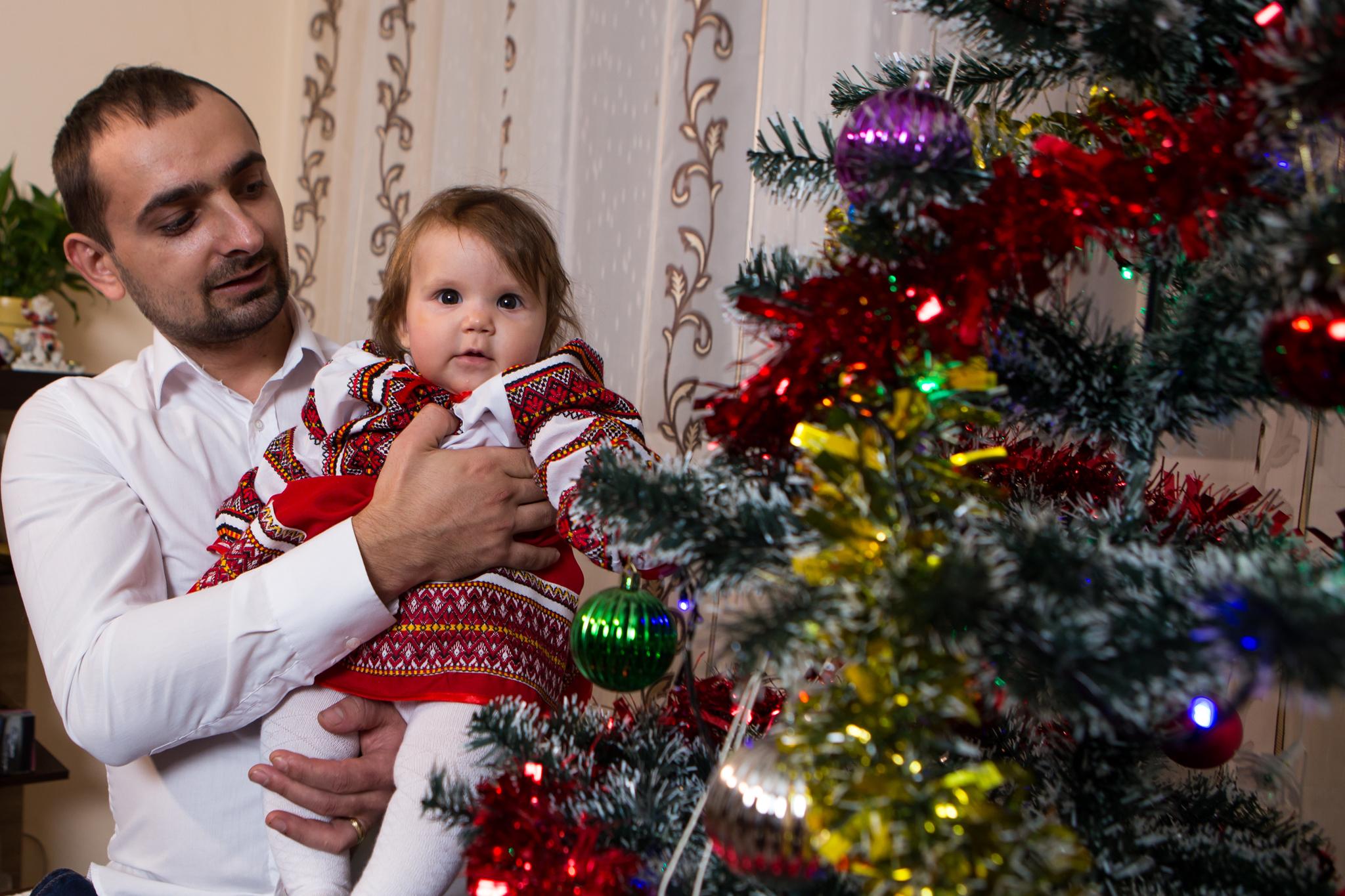 antonia elena 127 of 350 Ședință foto de Crăciun
