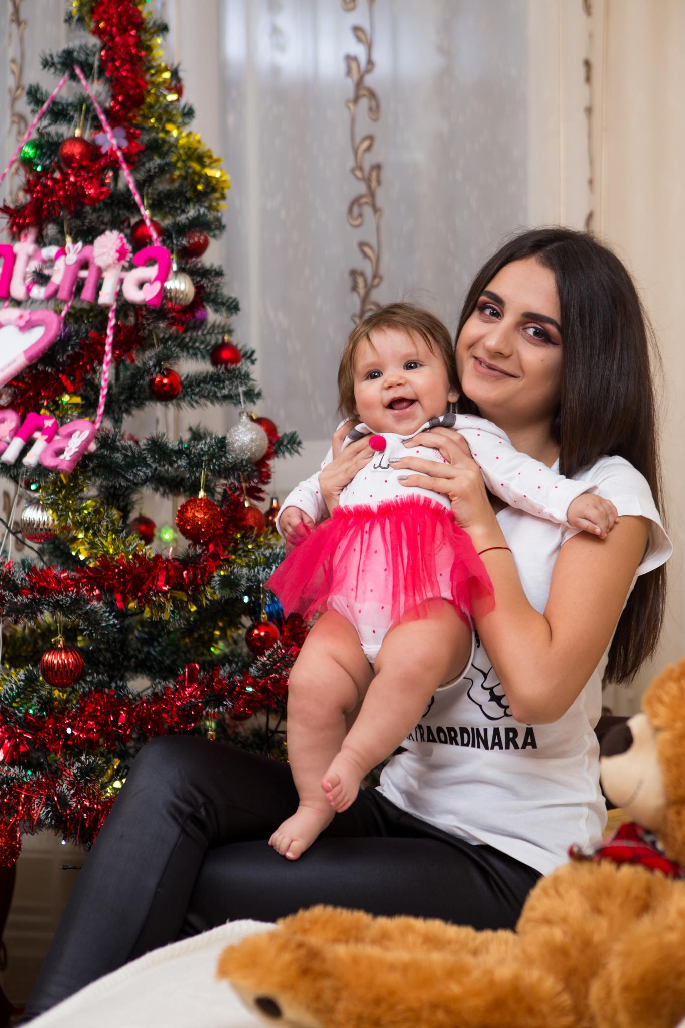 antonia elena 335 of 350 Ședință foto de Crăciun