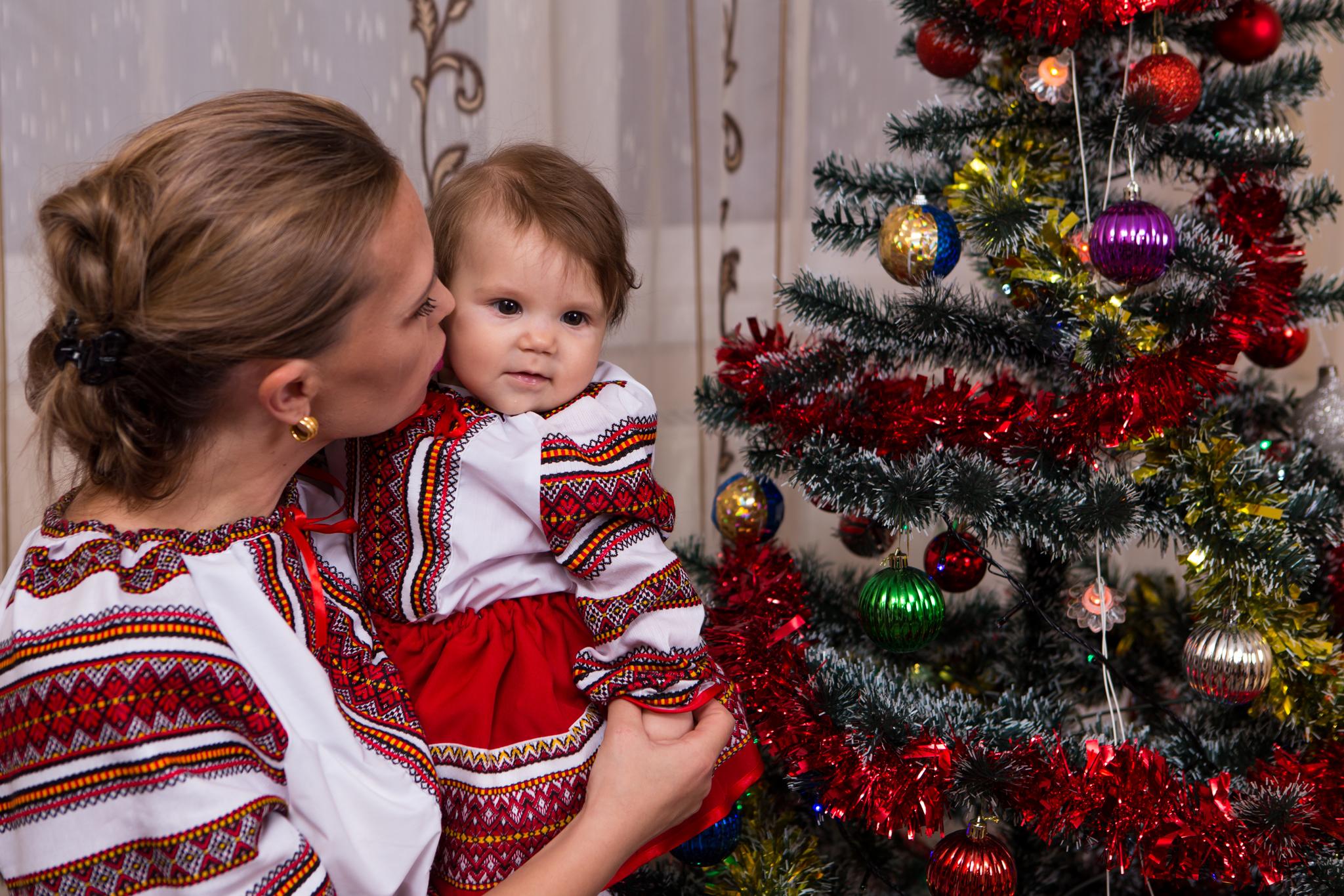 antonia elena 46 of 350 Ședință foto de Crăciun
